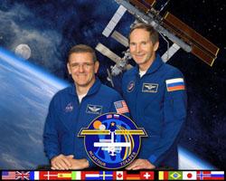 Экипаж МКС-12
