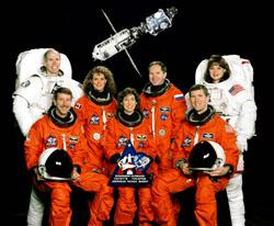 Экипаж STS-96